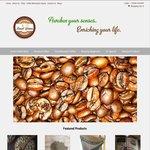 Fresh Roasted Coffee $55 for 2kg Plus Bonus Sample Delivered Australia Wide @ Sweety Arra Coffee