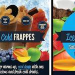 COFFEE GURU: Free Ice Cold Frappes, Saturday 15 November 2014 [Gungahlin, ACT]