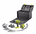 Ryobi 18V Drill Driver Kit with 100 Accessories $179 @ Bunnings