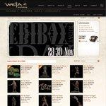 Weta Black Friday Sale (Various Offers - Hobbit, LOTR, Tintin)