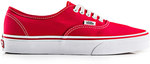 Vans Men's Authentic - Red $8.14 Delivered US Size 11 and 12 Only - Catch Of The Day