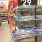Aquarium Starter Kit $29 @ Hurstville NSW Kmart