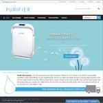 Weekend Deal 15% Discount Storewide + Free Shipping @ Purifier.com.au