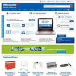 Officeworks Clearance Items - Jawbone UP24 Small $49 (RRP $147), Sony MDR-ZX750BN $69 (RRP $188) + More