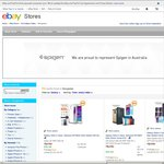 Spigen Case for Samsung Note 4 (from $9.99) & S5 ($19.99) @ Pro Gadgets eBay Store