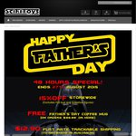 Father's Day Sale: 15% off Storewide (Includes Clearance Items) & Free Gifts over $99.99 @ Sci-Fi Toys