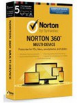 NORTON 360 MultiDevice 5 Device $39 @ Dick Smith