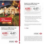 HSBC Premier Home Loan Variable Rate 4.05% (Comparison Rate 4.47%) - Owner Occupier Only