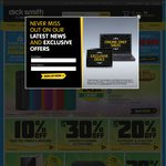 Dick Smith B-Day Rewards: $20 off, $50 off, $75 off, $100 off (Codes) - 2 Days Only