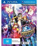 [PS-VITA] Persona 4: Dancing All Night Disco Fever EU Edition $59 @ JB Hi-Fi
