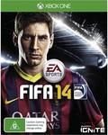 FIFA 14 $5, Titanfall $5, The Order 1886 $24, Infamous $24, FIFA 15 $27, NBA 2K15 $20 + More @ Harvey Norman