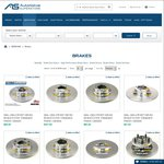 Buy Any DBA Rotors and Get 20% off All Bendix Brake Pads @ Automotive Super Store