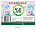 Purity - Baby Detergent - 30% off at Woolworths