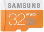 Samsung EVO 32GB MicroSD $13.13 Delivered @ PC Byte