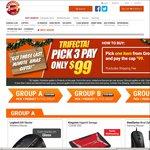 Shopping Express $99 Trifecta deal -- (+ shipping)