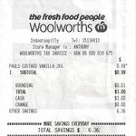 Pauls Vanilla Custard 2kg - $0.99 @ Woolworths Indooroopilly, QLD