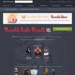 Humble Indie Bundle 16 - PWYW, top tier Average + $2 (US 8.10 at time of posting)
