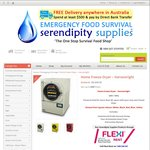 Home Freeze Dryer: $9499 – Harvestright + Free Cheese and Berries with 25 Year Shelf Life @ Serendipity Supplies