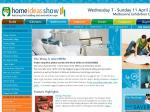 Home Ideas Show Half Price Tickets (NSW & Vic)