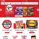 50% off Dove, Kraft Peanut Butter 500g $2.84, Handee Ultra Paper Towel 4pk $2.60 + More @ Coles