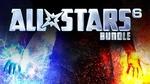 All Stars 6 Bundle [Steam] $1.99 @ BundleStars