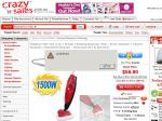 Maxkon Next Gen 3-in-1 Steam Cleaning Hygienic Mop $56.90, save $83