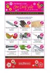 King of Knives Mother's Day one day sale newsletter