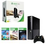 XBOX 360 E 500GB Console + 3 Games - $199 Delivered @ The Gamesmen eBay