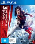 Mirror's Edge Catalyst PS4/XB1 $49, LEGO Marvel Avengers Wii U $39 @ Big W. In Store