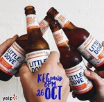Keg Party –1x Complimentary Craft Beer, 6PM-9PM Oct 26 @ Peg Leg Bar (Pyrmont, NSW - Yelp Check-in Required)