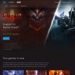 [PC] Diablo III Battle Chest $29.95 AUD @ Battle.net