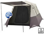 6 Person Instant Up Cabin Tent for $179 @ ALDI Starts 1/4