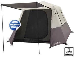 sc 1 st  OzBargain & 6 Person Instant Up Cabin Tent for $179 @ ALDI Starts 1/4 - OzBargain
