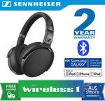 Sennheiser HD 4.40 Wireless Headphones $208.05 Delivered @ Wireless1 eBay
