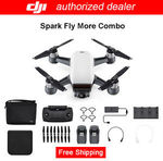 DJI Spark Fly More USD$674 (~$850) Mavic Pro Fly More USD$1223.10 (~AUD $1545) - Delivered @ BasicValue eBay Store