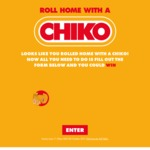 Win 1 of 3 $1,000 VISA Gift Cards or 1 of 1,000 Instant Win Prizes [Purchase Chiko Roll to Enter]