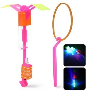 US $0.01 Delivered - Arrow Helicopter LED Flying Faery @ Yoshop