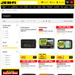 "Garmin DriveSmart 61LMT-S 7"" GPS Unit $238.40 & 20% off TomTom & Navman GPS @ JB HiFi"