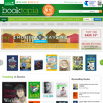 Free Shipping with Booktopia - Minimum Spend $17