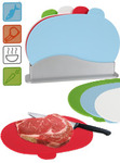 [1-Day] Chopping Boards Set of 4 Coloured - $12.99 + $5.99 shipping