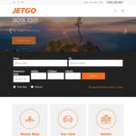 Save 30% with Code AUS30 with Jetgo