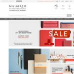 20% off Sitewide at Milligram (fmr. Notemaker) E.g. Iroshizuku $24, Lamy Safari $40