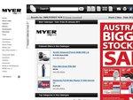 Myer Stocktake Sale Boxing Day 26/12/10