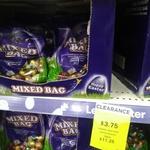 [WA] Cadbury 545g Mixed Bag $3.75, Diet Coke 30 Pack $10.01 @ Big W Livingston