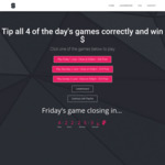 Win up to $40 for Predicting AFL and NRL Match  Scores from Specky App