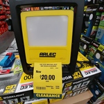 Arlec LED 30W 2100lm Industrial Work Light $20 @ Bunnings