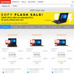 Lenovo Flash Sale ThinkPad E480 $1045 (i7-8550U, 8GB/256GB), A475 $999 (A12-9800B, 8GB/256GB), T470 $1199 (i5-7200U, 8GB/256GB)