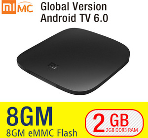 Xiaomi Mi Box 3 (Official International Version) 4K Android