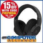 Logitech G433 Prodigy 7.1 Wired Surround Gaming Headset Black $101.15 eBay Plus / $116.15 Non eBay Plus @ Computer Alliance eBay