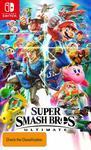 [Pre-Order] Super Smash Bros. Ultimate For Nintendo Switch $66.10 Delivered @ Amazon AU